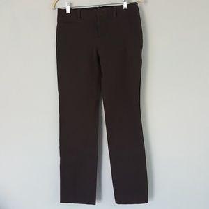 GAP True Straight Ankle Pants Trousers Slim